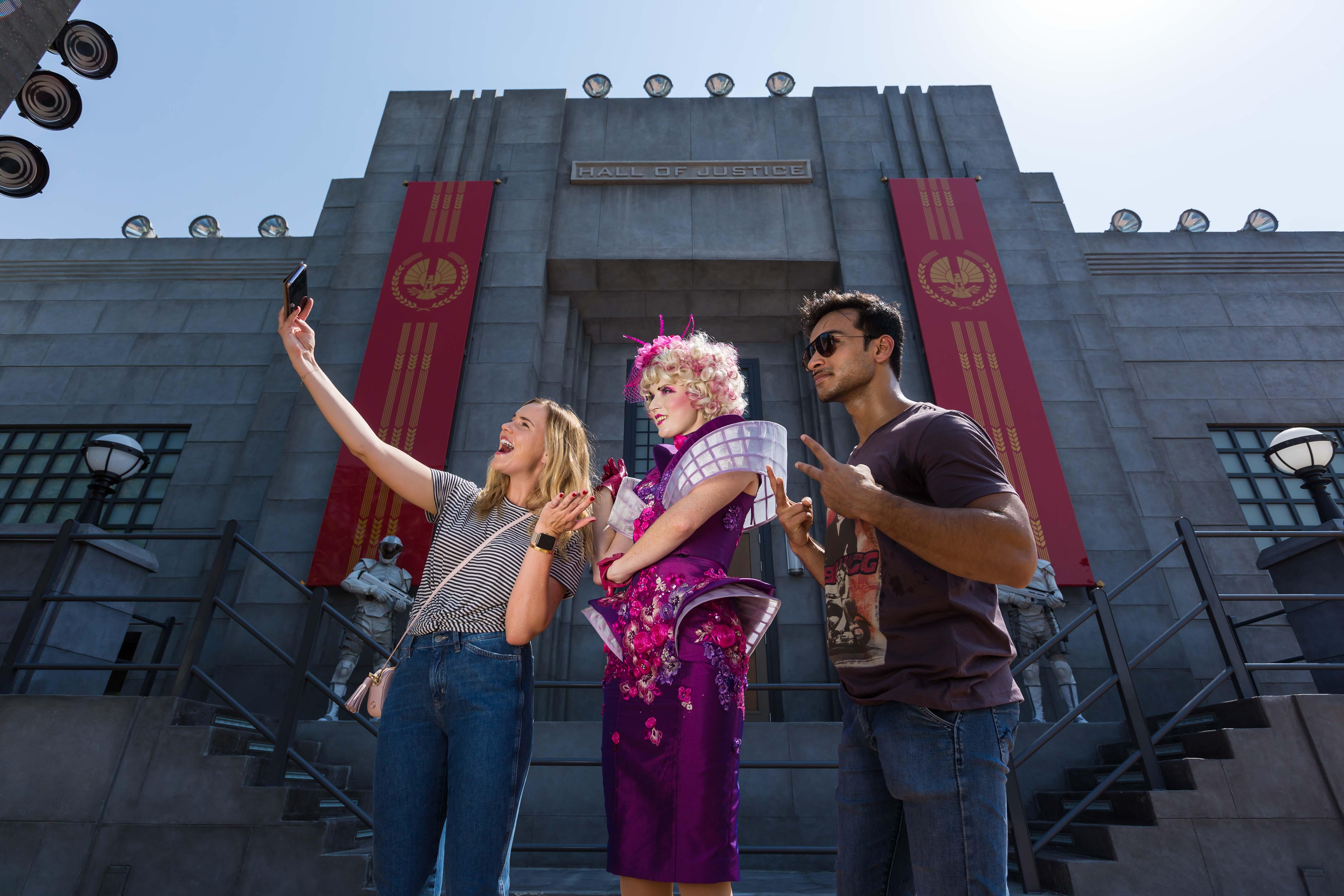 The Hunger Games | MOTIONGATE™ Dubai