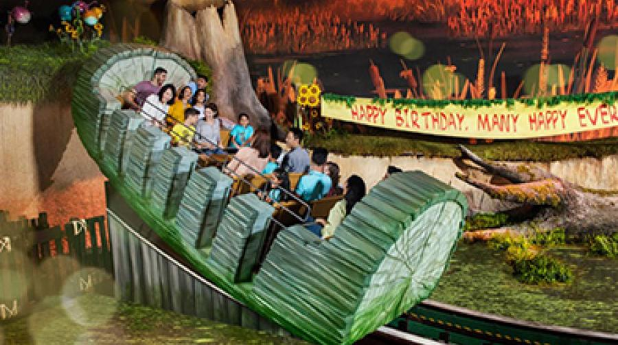 MOTIONGATE™ Dubai | A Hollywood Inspired theme park